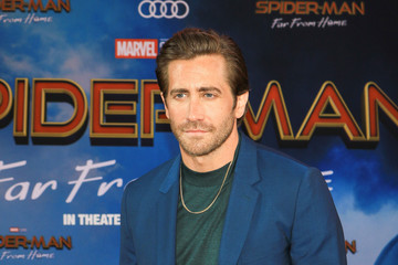 Jake Gyllenhaal Premiere of Sony Pictures' 'Spider-Man Far From Home'