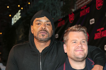 James Corden Premiere for TBS's 'Drop the Mic' and 'The Joker's Wild'