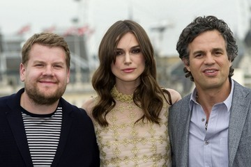 James Corden 'Begin Again' Photo Call in London