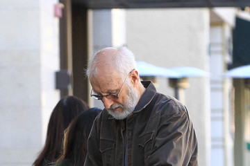 James Cromwell James Cromwell Out Shopping in Beverly Hills