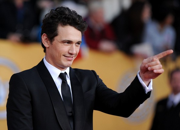 James Franco 17th Annual Screen Actors Guild Awards.Shrine Auditorium, Los Angeles, CA.January 30, 2011.
