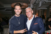 James Maslow Is Seen Outside Craig's Restaurant in West Hollywood