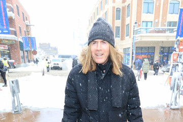 James Mitchell  James Mitchell Is Seen in Park City During Sundance Film Festival