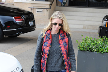 James Rothschild Nicky Hilton Rothschild Runs Errands