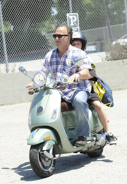 James Belushi Watches His Son's Game — Part 2