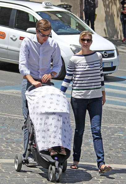 ... Pictures - Ivanka Trump Shows Off Her Baby Bump in Rome - Zimbio