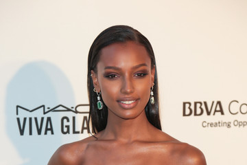Jasmine Tookes 26th Annual Elton John AIDS Foundation's Academy Awards Viewing Party