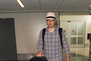 Jason Biggs is seen at LAX