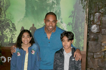 Jason George Premiere of Columbia Pictures' 'Jumanji: Welcome to the Jungle'