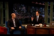 Jason Statham visits 'Late Night with Jimmy Fallon' in New York City on June 21, 2013.