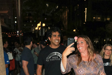 Jay Chandrasekhar Jay Chandrasekhar Outside Hard Rock Hotel At San Diego Comic-Con