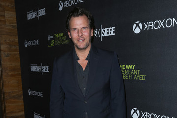 Jay Huguley Celebrities Attend Ubisoft's 'Rainbow Six Siege' Launch Party