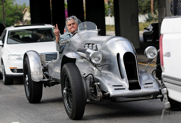 Celebrities Who Love Classic Cars