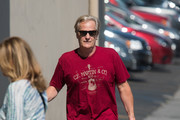Jeff Daniels Visits 'Jimmy Kimmel'