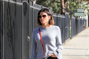 Jenna Dewan-Tatum Jenna Dewan Spotted in Los Angeles