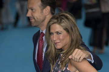 Jennifer Aniston Jason Sudeikis 'We're the Millers' Premieres in London — Part 3