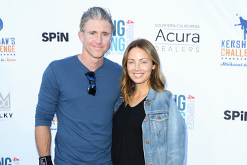 Jennifer Cooper Clayton Kershaw's 4th Annual Ping Pong 4 Purpose Celebrity Tournament at Dodger Stadium