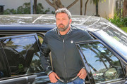Jennifer Garner And Ben Affleck Are Seen Out And About