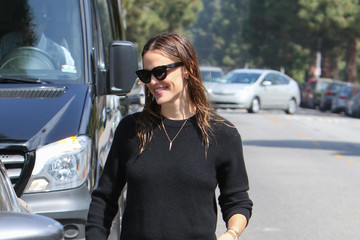 Jennifer Garner Jennifer Garner Hits the Town