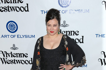Jennifer Tilly Celebrities Attend Art of Elysium's 9th Annual Heaven Gala