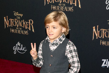Jeremy Maguire Premiere Of Disney's 'The Nutcracker And The Four Realms'