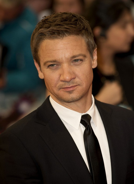 Jeremy Renner - Stars at the Premiere of 'The Avengers' in London