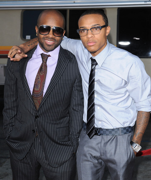 bow wow tattoos. Bow Wow and Jermaine Dupri