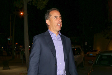 Jerry Seinfeld Jerry Seinfeld Is Seen at Craig's Restaurant