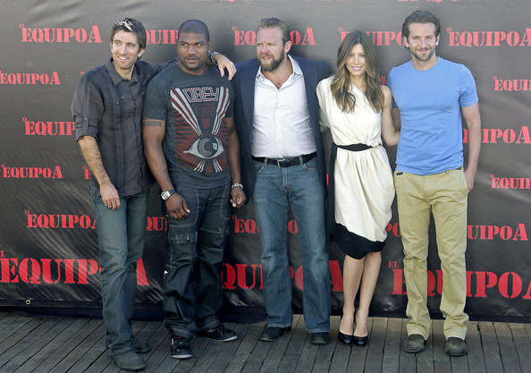 Photocall for 'The A-Team' []