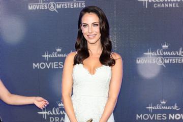 Jessica Lowndes Hallmark Channel And Hallmark Movies And Mysteries Summer 2019 TCA Press Tour Event - Arrivals