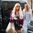 Jessica Simpson Jessica Simpson Steps Out In NYC