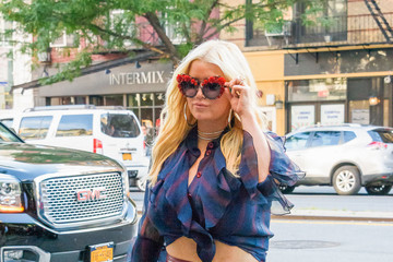 Jessica Simpson Jessica Simpson Is Spotted in New York