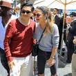 Jessica Szohr Penny Johnson Jerald out and about
