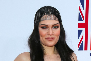 Jessie J The GREAT Film Reception To Honor The British Nominees Of The 89th Annual Academy Awards