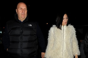 Jessie J Jessie J and Daley Out Together