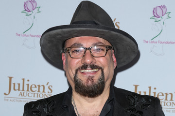 Jimmy Vivino Celebrities Attend Ringo Starr and Barbara Bach Julien's Auctions Event