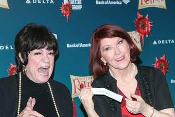 Jo Anne Worley Opening Night Of 'Something Rotten!'