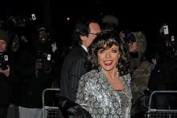 Joan Collins Celebs at the Viva Forever After Party 2