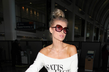 Joanna Krupa Joanna Krupa Is Seen at LAX
