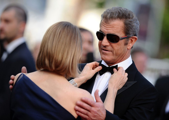jodie foster mel gibson cannes 2011. Jodie Foster 64th Annual