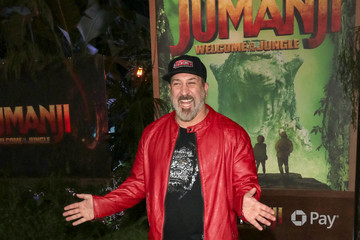 Joey Fatone Premiere of Columbia Pictures' 'Jumanji: Welcome to the Jungle'