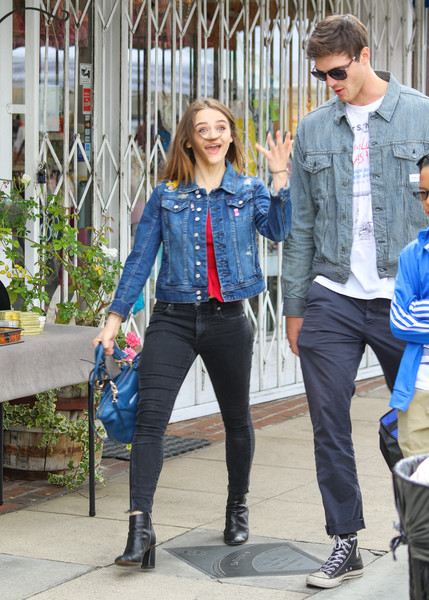 Joey King and Jacob Elordi Photos Photos - Joey King And