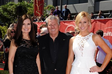 John Force Arrivals at the ESPYS