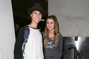 John Luke Robertson seen at LAX