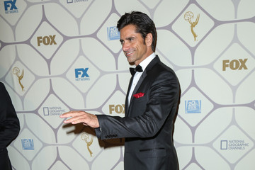 John Stamos Celebrities Attend the 67th Primetime Emmy Awards Fox After Party