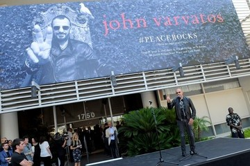 John Varvatos RingoStarr's Birthday Celebrated