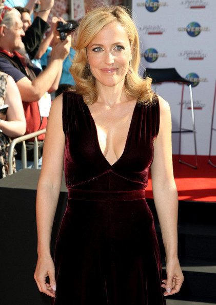 Gillian Anderson english