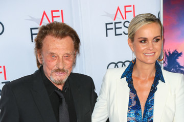 Johnny Hallyday AFI Fest Opening Night - Premiere of 'Rules Don't Apply'