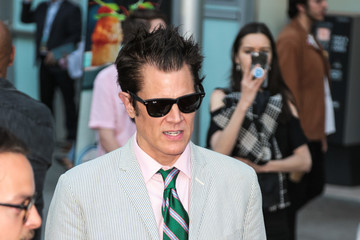 Johnny Knoxville Johnny Knoxville Outside ArcLight Theatre