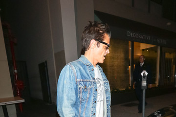 Johnny Knoxville Johnny Knoxville Is Seen Outside Craig's